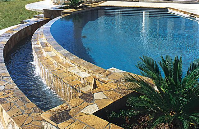 vanishing edges infinity pools tropical pool austin. Black Bedroom Furniture Sets. Home Design Ideas