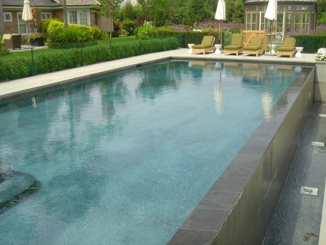 Various contemporary-pool
