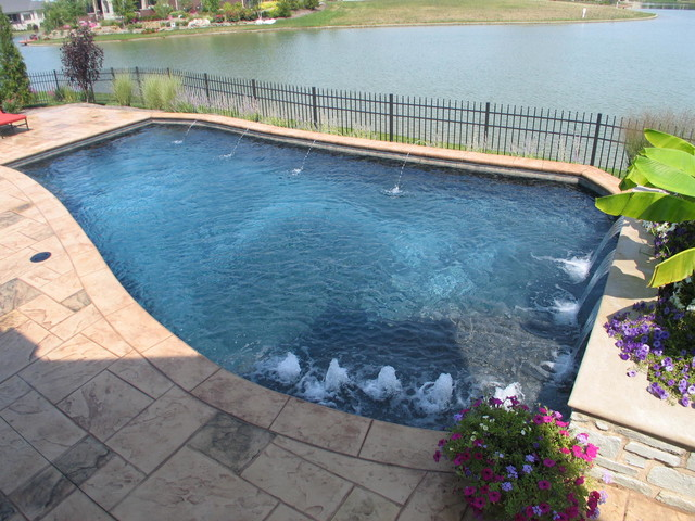 Various jobs traditional pool cincinnati by mid for Pool design jobs