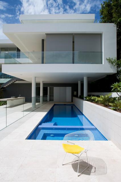 Vaucluse residence viii modern pool sydney by