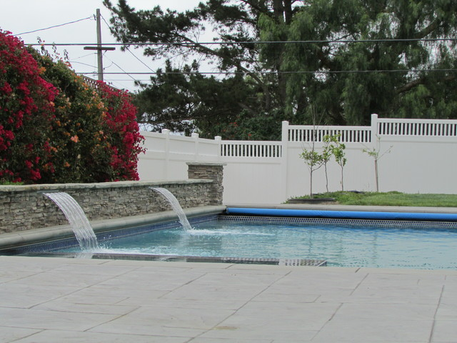 Ventura County Custom Home Traditional Pool Los