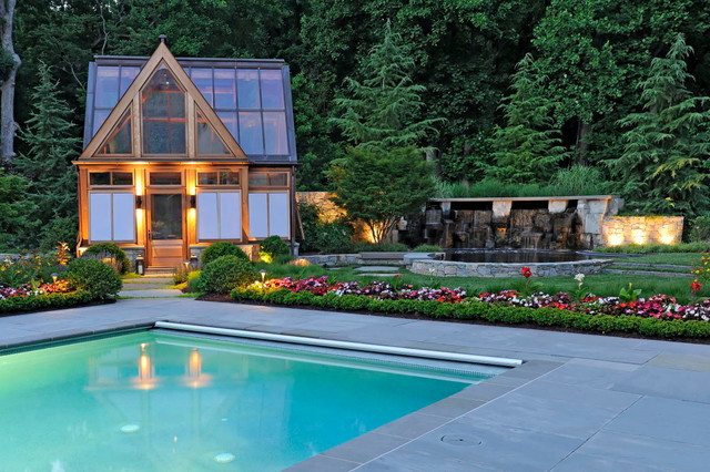 Vibrant surroundings contemporary pool dc metro by for Swimming pool surrounds design