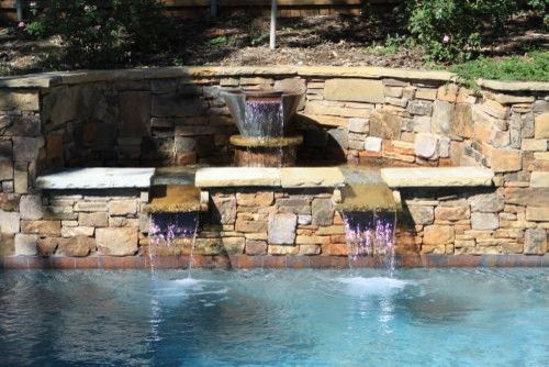 Victor Myers Custom Homes - Highland Village, TX traditional-pool