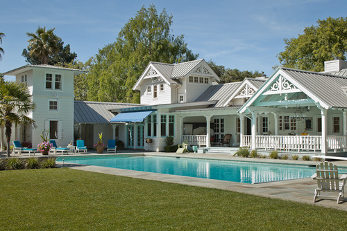 My balsam hill home the 39 new 39 in neo victorian design for Victorian traditional homes