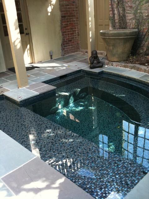 Warner installation pool