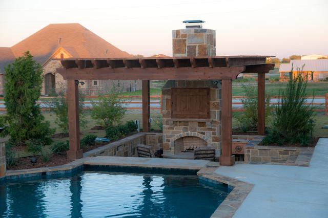 Washam Pool Dallas By Klapprodt Pools