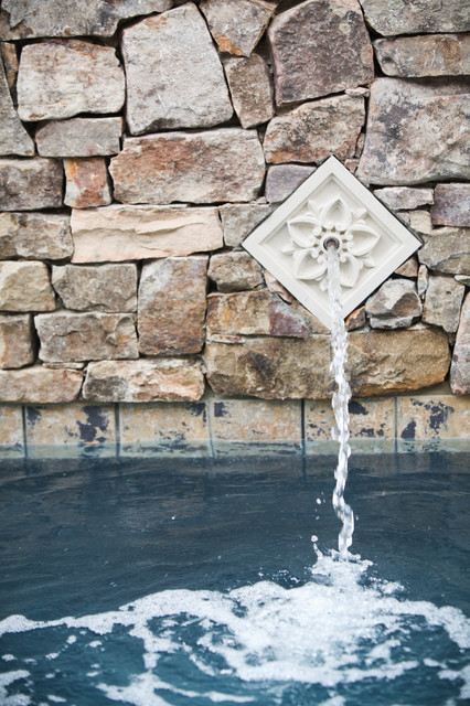 Water & Hardscape Features