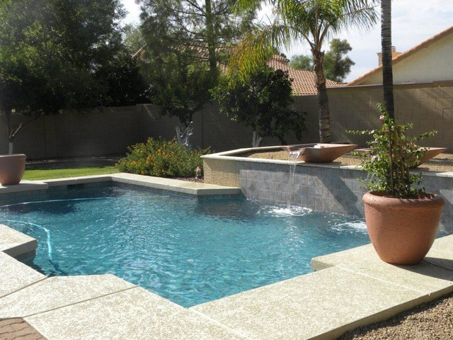 Contemporary Water Features 73