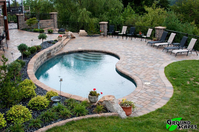 Water Features pool