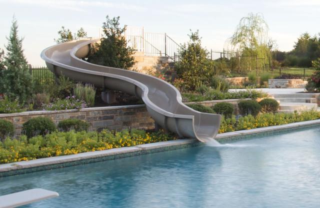 Water Slide Tx