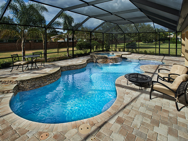 Wellington Manor Tampa Florida Swimming Pool Amp Hot