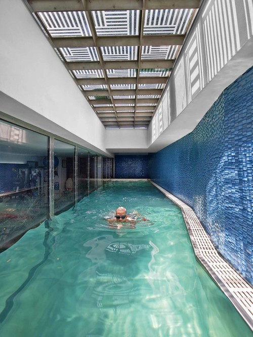 9 Incredible Indoor Pools That Defy Winter S Wrath Photos