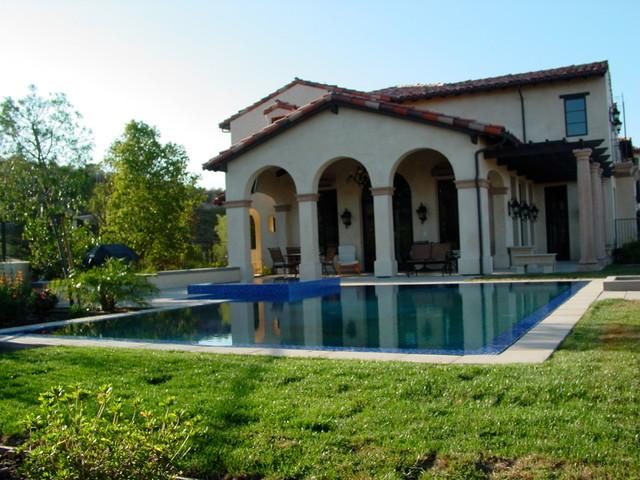 Westridge modern-pool