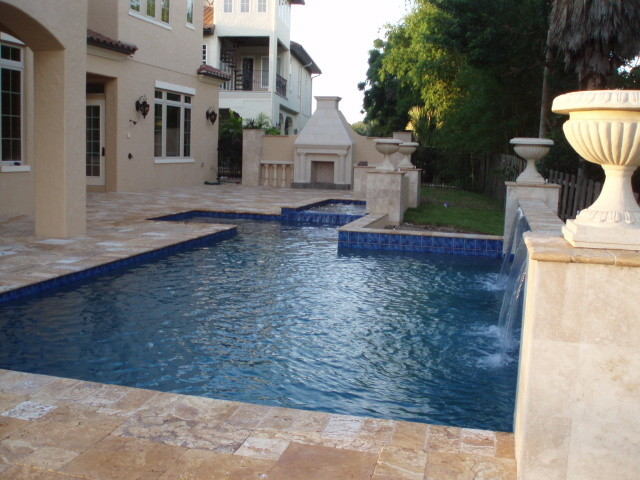 Windermere Home mediterranean-pool