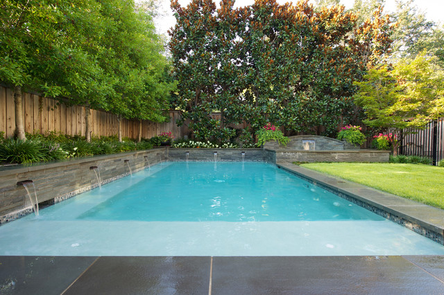 Windsor Parkway Traditional Pool Dallas By Bonick