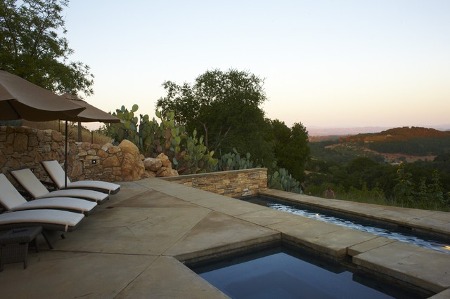 Wine Country Residence mediterranean pool