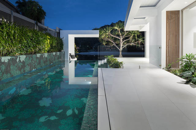 Witta circle house contemporary pool brisbane by - Maison architecte queensland tim ditchfield ...