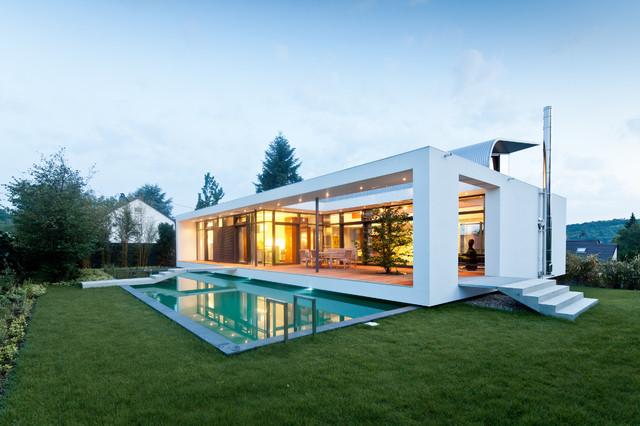 Wohnhaus C1 Contemporary Pool