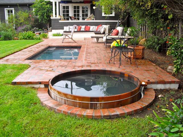 Wooden Hot Tub Installations