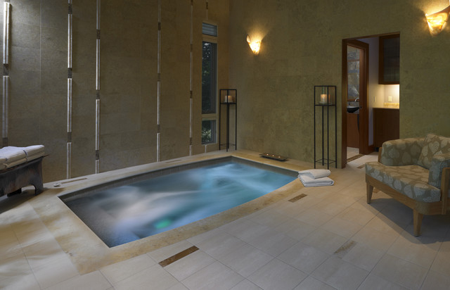 Woodmeister spa 1 asian pool boston by for Spa builders