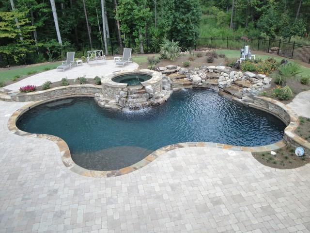 wow pools by georgia classic pool traditional pool