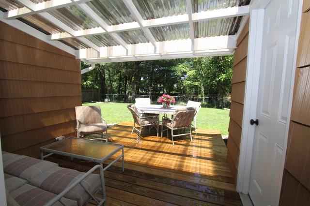 1 Sound Choice Flood Restoration & Remodel traditional-porch