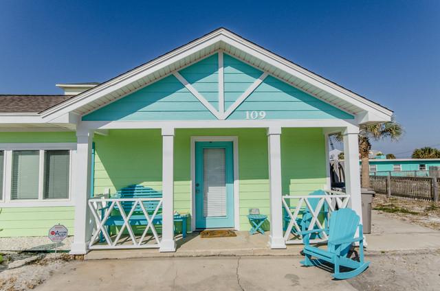 109 Maldonado Pensacola Beach Fl Beach Style Porch
