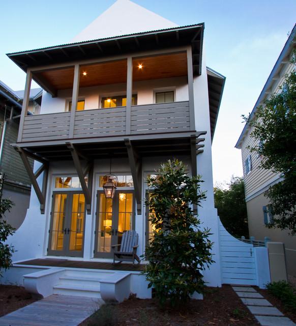 Rosemary beach style house plans for House plans beach style