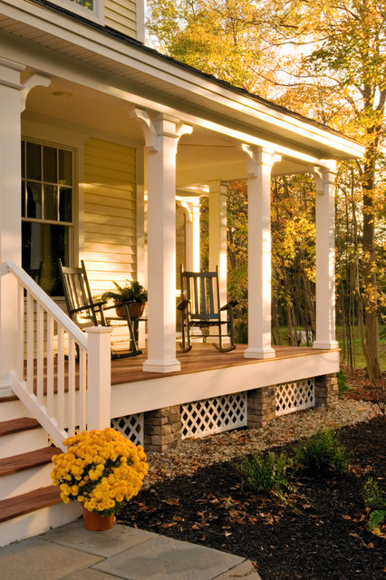 2007 Showcase traditional porch