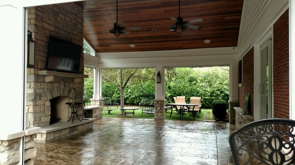3 Seasons Room - Porch - Other - by Kuert Outdoor Living on Kuert Outdoor Living id=31170