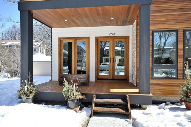 4709 Vincent Ave S contemporary-porch
