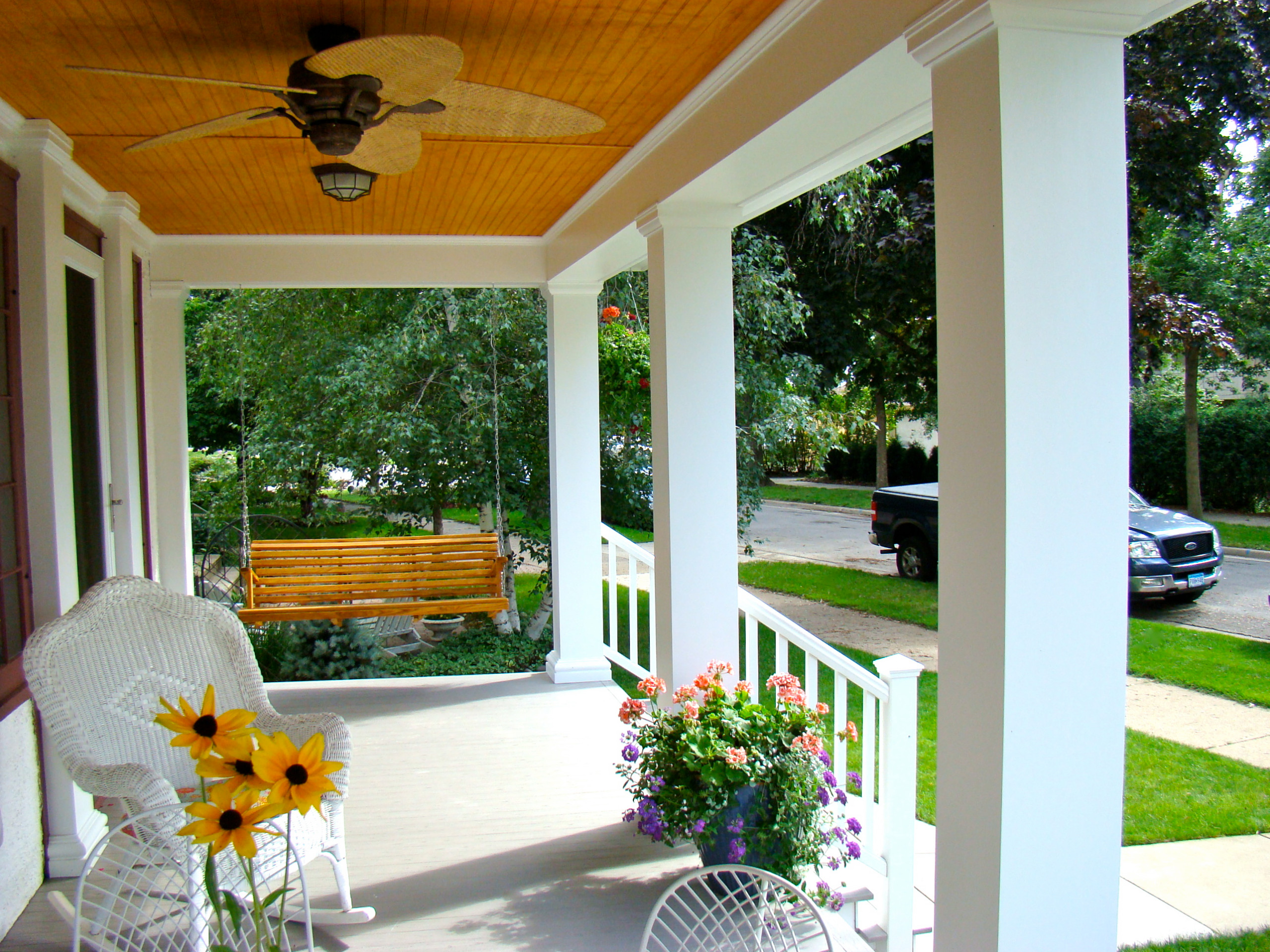 A New Front Porch
