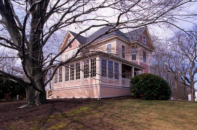 Abington Renovation traditional-porch