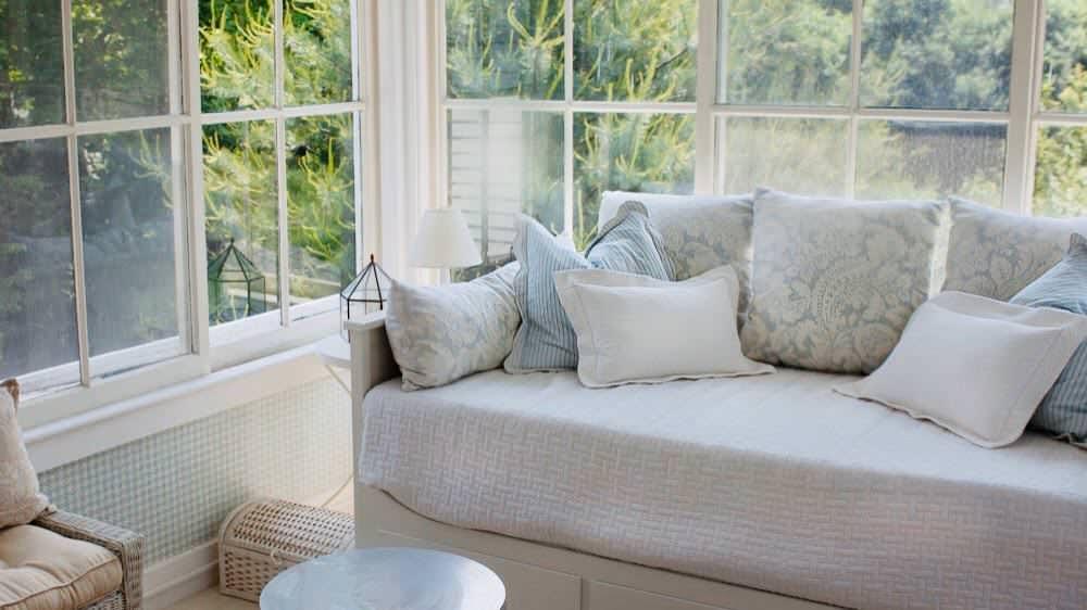 Airy Sleeping Porch - Watch Hill, RI