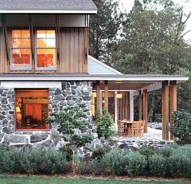 Alder Springs Ranch rustic-porch