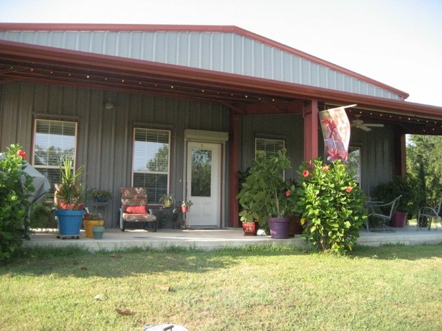 Allied Texas Retirement Home Traditional Porch