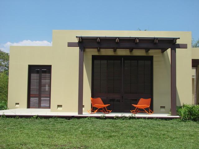 Terrazas contemporary-porch