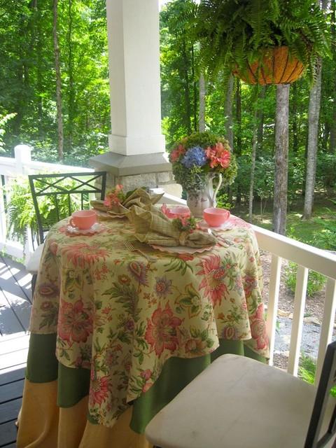 Anita Diaz traditional-porch