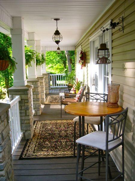 Anita Diaz eclectic-porch