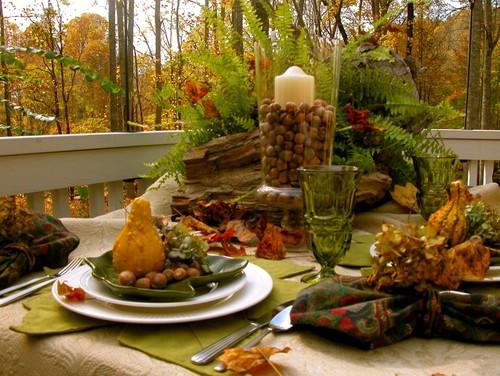 7 Fabulous Thanksgiving Place Settings
