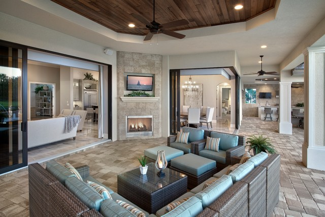Antigua Model In Quail West Norris Florida Lifestyle Homes