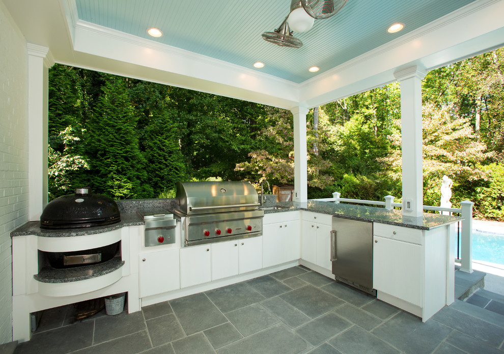 Award Winning Outdoor Kitchen W Optional Screen Porch Porch Dc Metro By Sun Design Remodeling Specialists Inc Houzz