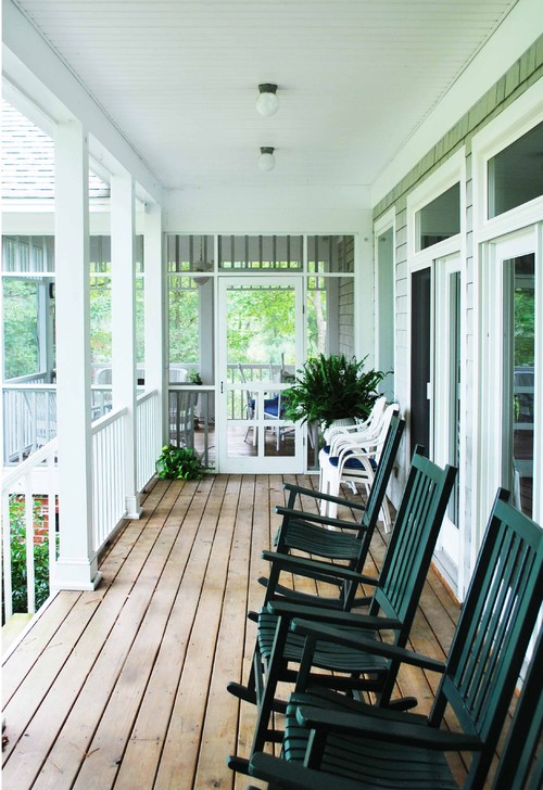 12 Screened Porches For Summer Fun Town Amp Country Living