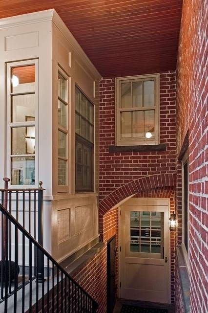 Berkshires Estate traditional-porch