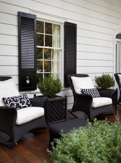 Beverly Drive traditional-porch