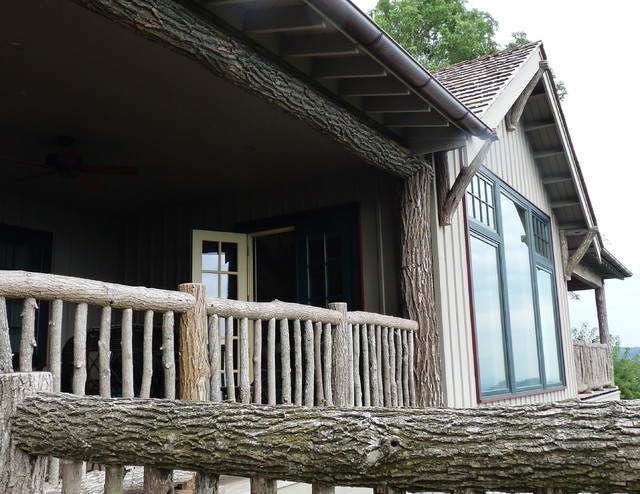 Blowing Rock NC traditional-porch