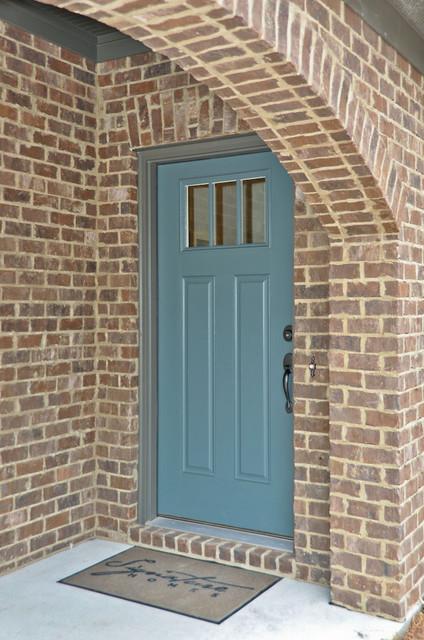 Blue Door veranda