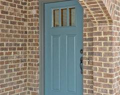 Blue Door porch