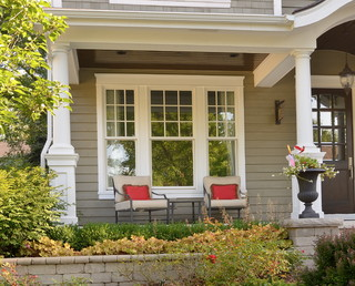 Bluegrass Living Traditional Porch Chicago By