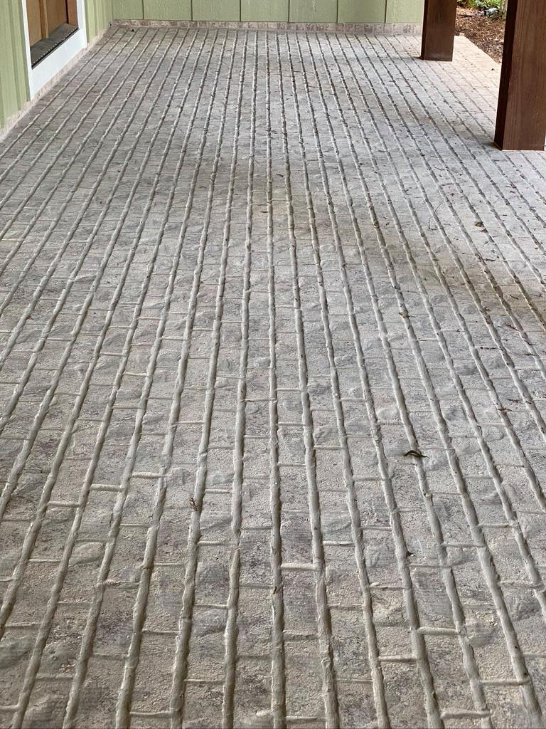 Brazoria - Farmhouse Porch - 2020